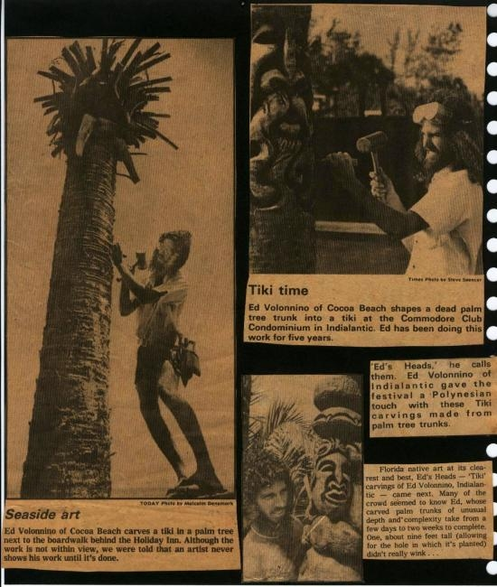 Newspaper Clips 1980s Various Publications