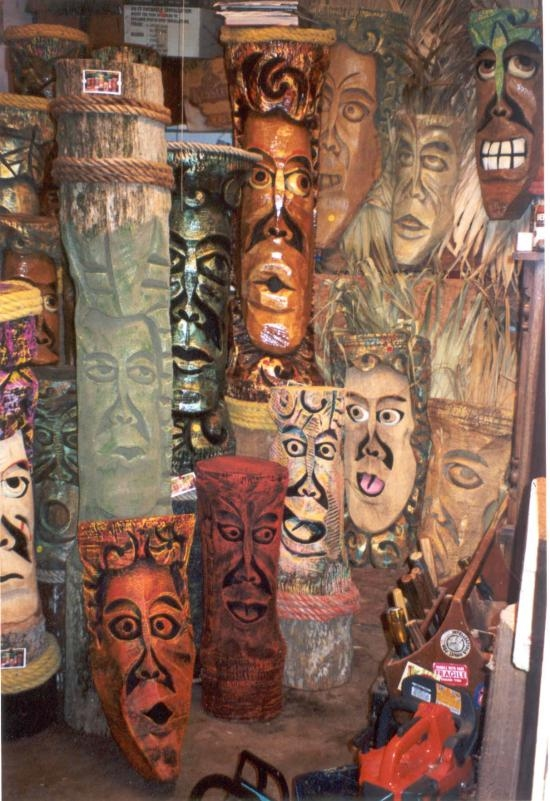 New Tikis in the Workshop II